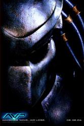 Alien Vs. Predator Poster 2