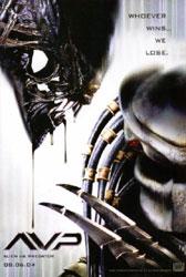 Alien Vs. Predator Poster 3