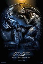 Alien Vs. Predator Poster 4