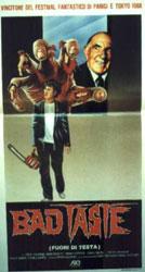 Bad Taste Poster 3