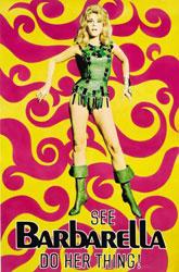 Barbarella Poster 12