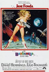 Barbarella Poster 13