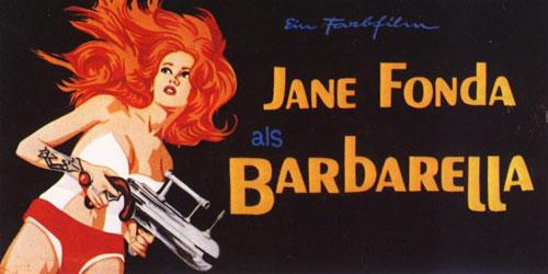 Barbarella Poster 14