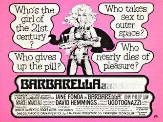 Barbarella Poster 15