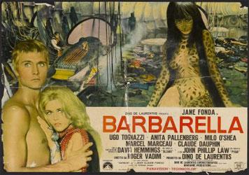 Barbarella Poster 2