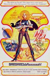 Barbarella Poster 3