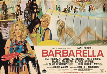 Barbarella Poster 4