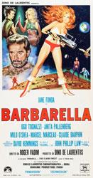 Barbarella Poster 5