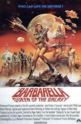 Barbarella Poster 7