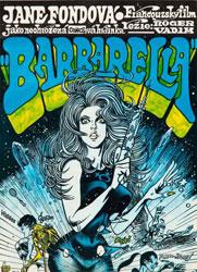 Barbarella Poster 8