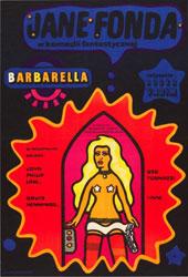 Barbarella Poster 9