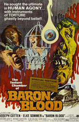 Baron Blood Poster 1