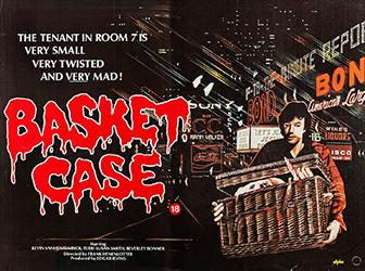 Basket Case Poster 3