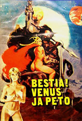 The Beast In Space Poster 3