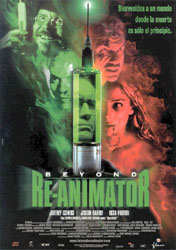 Beyond Re-Animator Poster 1