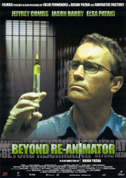 Beyond Re-Animator Poster 2
