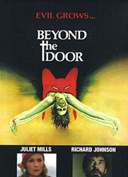 Beyond The Door Poster 2