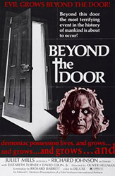Beyond The Door Poster 3