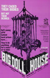 The Big Doll House Poster 1