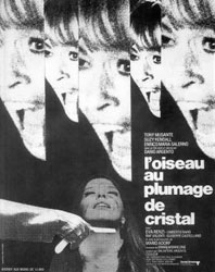 The Bird with the Crystal Plumage Poster 7