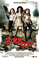 Bitch Slap Poster 1