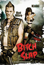 Bitch Slap Poster 5