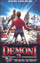 Black Demons Poster