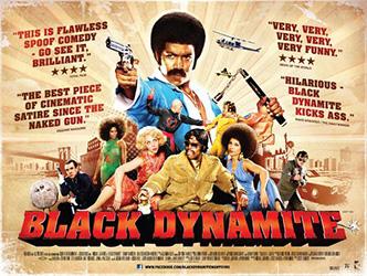 Black Dynamite Poster 1