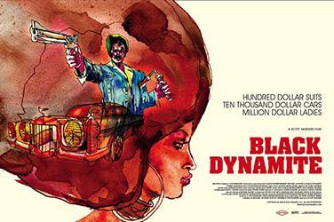 Black Dynamite Poster 3