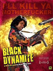 Black Dynamite Poster 8