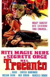 Black Magic Rites Poster 2