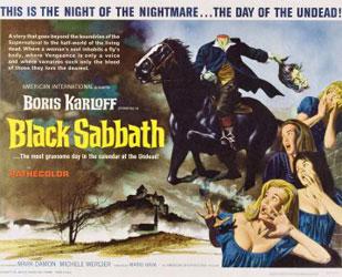 Black Sabbath Poster 3
