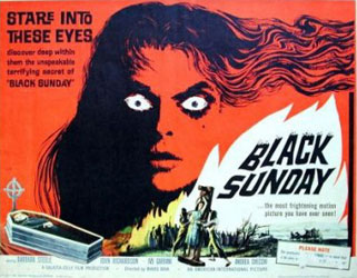 Black Sunday Poster 1