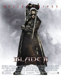 Blade II Poster 2