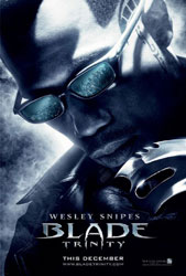 Blade: Trinity Poster 1