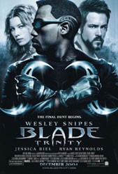 Blade: Trinity Poster 2