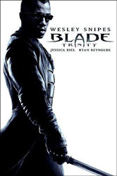 Blade: Trinity Poster 3