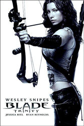 Blade: Trinity Poster 4