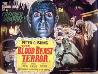The Blood Beast Terror Poster 1