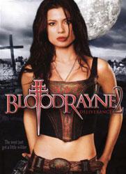 BloodRayne II: Deliverance Poster 1