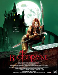 BloodRayne Poster 1