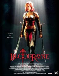BloodRayne Poster 2