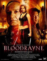 BloodRayne Poster 3
