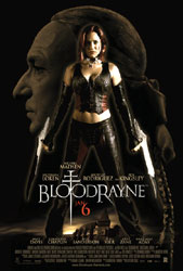 BloodRayne Poster 4