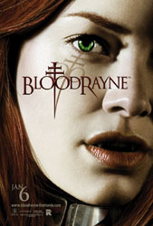 BloodRayne Poster 5