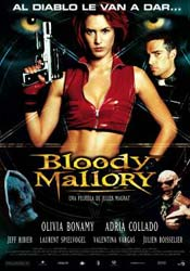 Bloody Mallory Poster 1