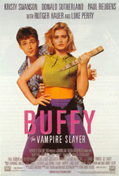Buffy The Vampire Slayer Poster 2