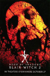 Blair Witch 2: Book of Shadows Poster 1