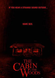 The Cabin in the Woods Poster 2