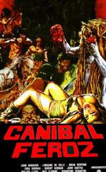 Cannibal Ferox Poster 1